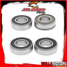 25-1692 KIT CUSCINETTI RUOTA POSTERIORE Harley CVO Road Glide Ultra 103cc 2015- ALL BALLS