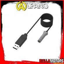 A4220 INTERFACCIA COMPUTER USB PER SCARICO DATI ALFANO 6 - PRO3EVO - MODULI GPS