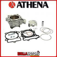 P400510100003 GRUPPO TERMICO 250 cc 77mm standard bore ATHENA KAWASAKI KX 250 F 2004-2005 250CC -