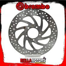 68B407J5 DISCO FRENO ANTERIORE BREMBO PIAGGIO X10 EXECUTIVE 2013- 125CC FISSO