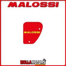 1411418 SPUGNA FILTRO RED SPONGE MALOSSI PEUGEOT BUXY 50 2T