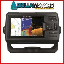 5620734 ECO GARMIN STRIKER 5CV PLUS CHIRP+TRSD Ecoscandaglio Garmin Striker Plus 5CV