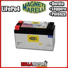 MM-LT2B BATTERIA LITIO MAGNETI MARELLI MMX9 LiFePo4 MMX9 MOTO SCOOTER QUAD CROSS