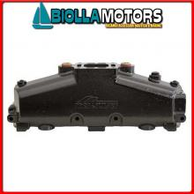 5040345 COLLETTORE SCARICO 860246 MERCRUISER Collettore di Scarico per Mercruiser 5.0L/LX - 5.7L/LX