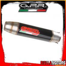 TERMINALE GPR BAJAJA Pulsar 200 NS 200CC 2012-2014 RACING DEEPTONE CARBON BJ.RACE.1.DC