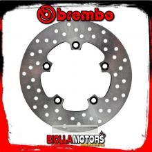 68B407G6 DISCO FRENO POSTERIORE BREMBO BENELLI TORNADO 3 L.E. 2003-2006 900CC FISSO