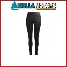 3040364 W HH LIFA PANT 990 BLACK L Calzamaglia HH Lifa Pant Donna