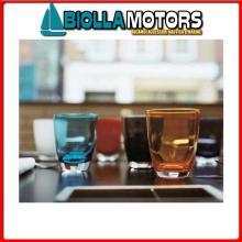 5802056 BICCHIERE TIBURON TUMBLER 350CC BLUE Bicchieri Tiburon Tumbler in Vetro
