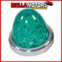 98163 LAMPA TOP LIGHT, FARETTO 9 LED, 24V - VERDE