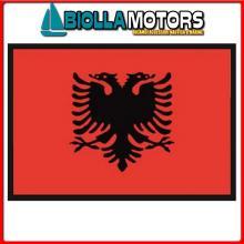 3401420 BANDIERA ALBANIA 20X30CM Bandiera Albania