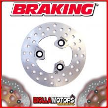 YA12FI DISCO FRENO ANTERIORE SX BRAKING AGRATI G. BIG-WHEELS 50cc 1991-1994 FISSO