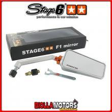 S6-SSP630-2R/AL SPECCHIETTO STAGE6 F1 DX ALLUMINIO