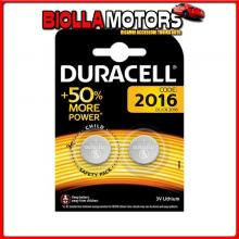 DC4803886 DURACELL DURACELL ELETTRONICA, ?2016?, 2 PZ