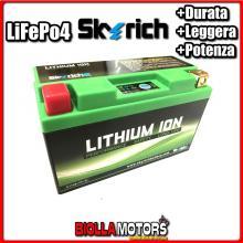 HJT9B-FP BATTERIA LITIO SKYRICH YT7B-BS LiFePo4 - YT7BBS MOTO SCOOTER QUAD CROSS