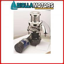1204313 WINCH MAXWELL RC12 24V 1200W 12MM DRUM Verricello Salpa Ancora RC12