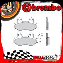 07HO4008 PASTIGLIE FRENO ANTERIORE BREMBO KYMCO K-PIPE 2013- 125CC [08 - ROAD CARBON CERAMIC]