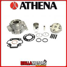 P400250100006 GRUPPO TERMICO 65 cc 44,5mm standard bore ATHENA KAWASAKI KX 65 2002-2017 65CC -