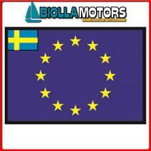 3403230 BANDIERA SVEZIA UE 30X45CM Bandiera Svezia UE