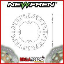 DF5241A DISCO FRENO POSTERIORE NEWFREN HONDA CBR 1000cc RR 2006-2007 FISSO