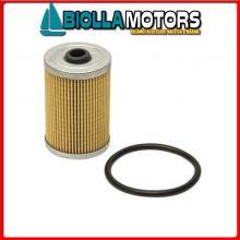 4121009 CARTUCCIA M/C FILTER ELEMENT< Cartuccia Filtro Benzina Sacs per Motori Mercruiser (Fuel Cooler)