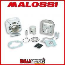 318565 GRUPPO TERMICO MALOSSI 50CC D.40 LEM FLASH 50 ALLUMINIO SP.10
