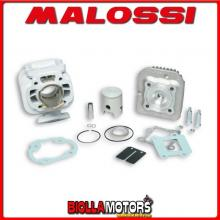 318565 GRUPPO TERMICO MALOSSI 50CC D.40 MBK BOOSTER SPIRIT 50 2T EURO 0-1 ALLUMINIO SP.10