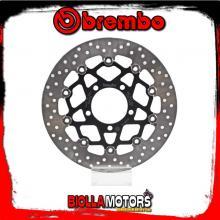 78B40840 DISCO FRENO ANTERIORE BREMBO KAWASAKI ZX-6R 2013- 600CC FLOTTANTE