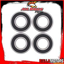25-1405 KIT CUSCINETTI RUOTA POSTERIORE Harley FLHP Police Road King 96cc 2011- ALL BALLS