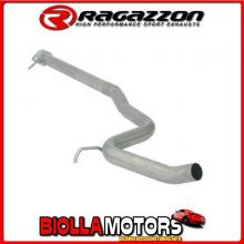 55.0102.00 SCARICO Evo Alfa Romeo GT(937) 2003>>2010 Tubo sostituzione KAT Gr. N + Tubo centrale Gr. N senza silenziatore inox