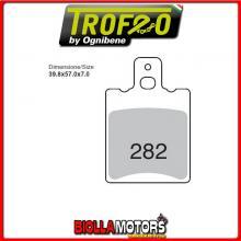 43028201 PASTIGLIE FRENO ANTERIORE OE MAICO CROSS 250 GM 1984- 250CC [SINTERIZZATE]