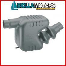 5003790 MARMITTA D75/90 Marmitta Watermufflock 75/90/100/115