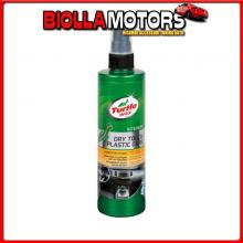 TW38505 TURTLE WAX DRY TOUCH, RIGENERANTE PER PLASTICHE INTERNE - 300 ML