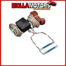73431 PILOT SAFETY CAR STROBO LIGHTS II SERIE, 12V - BLU