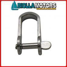 0121525 GRILLO STAMP D5 INOX Grillo Dritto