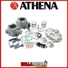 P400485100024 392cc 68mm ATHENA Big Bore CYLINDER KIT YAMAHA YFZ 350 BANSHEE 350CC-1987-2006