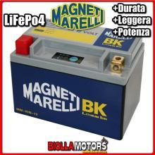 MM-ION-13 BATTERIA LITIO MAGNETI MARELLI YB16B-A LiFePo4 YB16BA MOTO SCOOTER QUAD CROSS