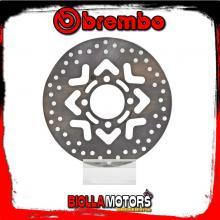 68B40759 DISCO FRENO ANTERIORE BREMBO HONDA VISION 2012- 50CC FISSO