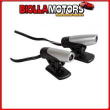 70246 LAMPA DASH-LITES 1, COPPIA LED 24V - BLU