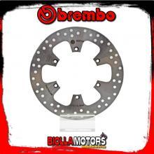68B407F0 DISCO FRENO POSTERIORE BREMBO KTM SUPERMOTO 2007-2008 690CC FISSO