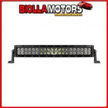 72334 LAMPA BARRA A LED CON STRUTTURA CURVA IN ALLUMINIO, 10/30V - 55 CM
