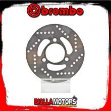 """68B40714 DISCO FRENO ANTERIORE BREMBO KYMCO AGILITY R 10"""" 2006- 50CC FISSO"""