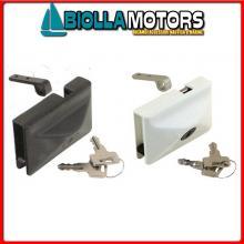 0344521 SERRATURA MOBELLA SECURE WHITE Serratura Mobella Secure