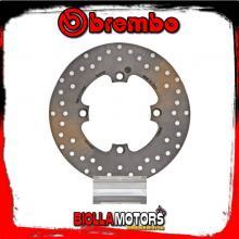 68B40797 REAR BRAKE DISC BREMBO HONDA FORZA ABS 2014- 300CC FIXED