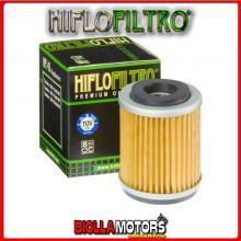 HF143 FILTRO OLIO YAMAHA SR125 SE 1980-1999 125CC HIFLO