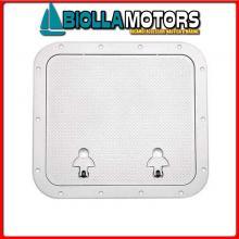4003051 PORTELLO CR SQUARE LARGE ALU WHITE Portello in Alluminio Large