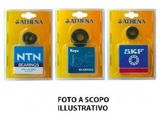 P400480444003 KIT CUSCINETTI + PARAOLI ALBERO MOTORE NTN GILERA RUNNER FXR 180 1997-2002 180cc