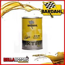 306039 1 LITRO OLIO BARDAHL XTR C60 RACING 39.67 5W50 1LT