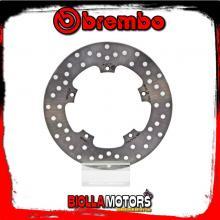 68B40777 DISCO FRENO POSTERIORE BREMBO GILERA NEXUS 2007-2009 125CC FISSO