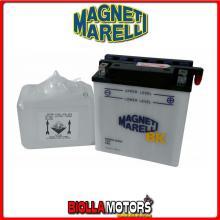 MOB5L-B/SM BATTERIA MAGNETI MARELLI YB5L-B [SENZA ACIDO] YB5LB MOTO SCOOTER QUAD CROSS [SENZA ACIDO]