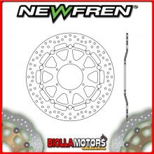 DF5212AF DISCO FRENO ANTERIORE NEWFREN HONDA CBR 1000cc RR 2006-2007 FLOTTANTE